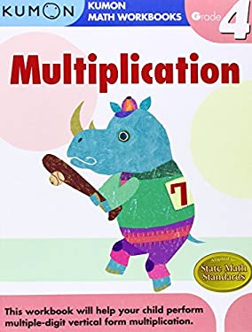 Multiplication Grade 4 9781933241562