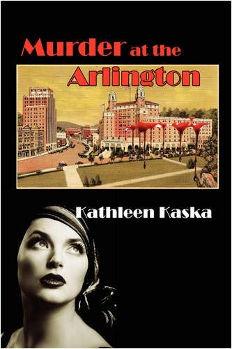 Murder at the Arlington 9781930486898