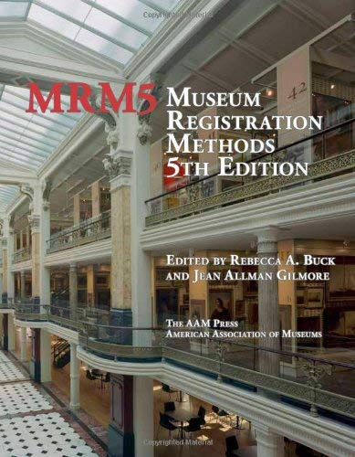 Museum Registration Methods 9781933253152