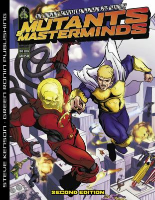 Mutants & Masterminds: RPG 9781932442526