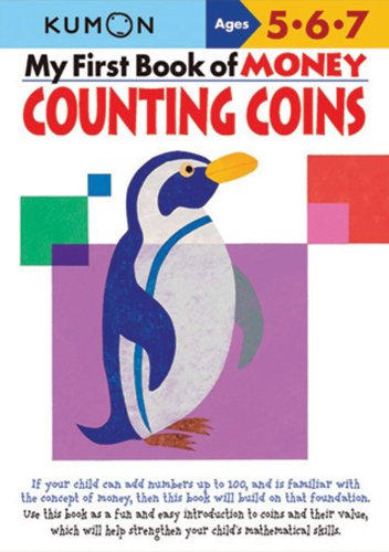 My Book of Money Counting Coins: Ages 5, 6, 7 9781933241425
