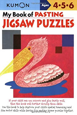 My Book of Pasting: Jigsaw Puzzles 9781933241296