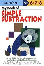 My Book of Simple Subtraction coupon codes 2016