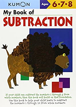 My Book of Subtraction 9781933241074