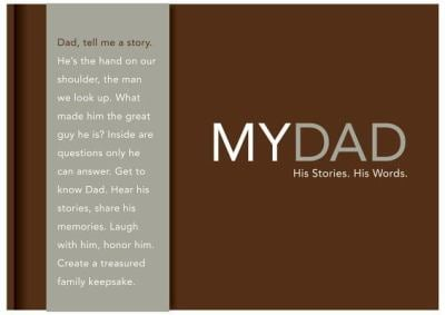 My Dad - His Story. His Words.