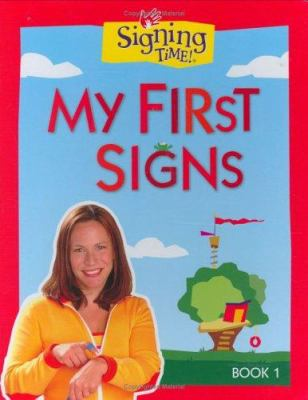 My First Signs 9781933543000
