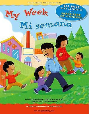 My Week / Mi Semana 9781931398930