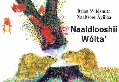 Naaldlooshii Wolta = Brian Wildsmith's Animals to Count