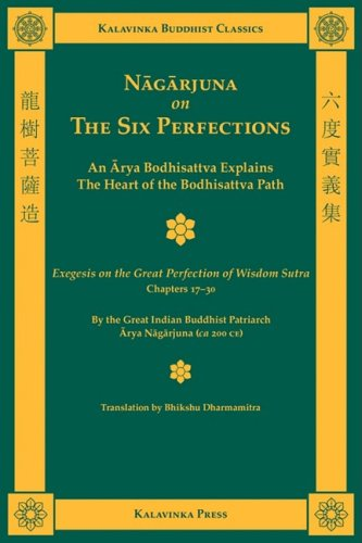 Nagarjuna on the Six Perfections 9781935413042