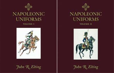 Napoleonic Uniforms 2 Volume Boxed Set 9781932033755