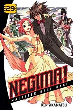 Negima! Magister Negi Magi, Volume 29 9781935429562