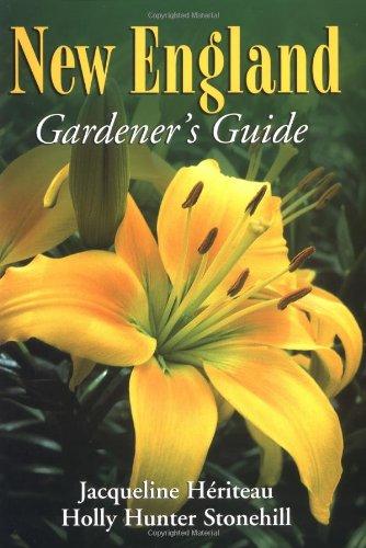 New England Gardener's Guide 9781930604490