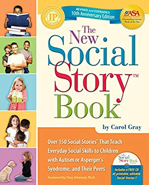 The New Social Story Book [With CDROM]