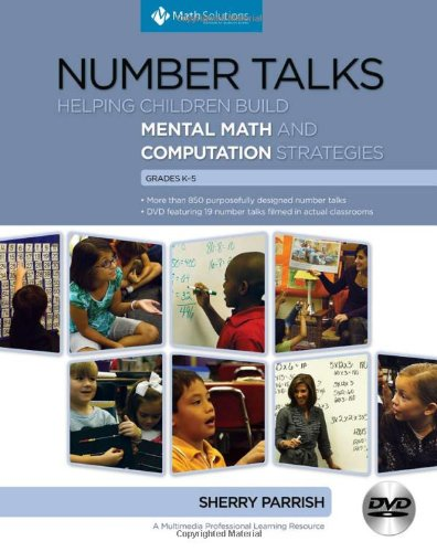 Number Talks 9781935099116