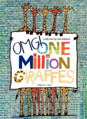 Omg! One Million Giraffes 9781935734123