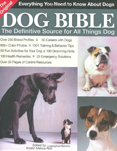 Original Dog Bible 9781931993340