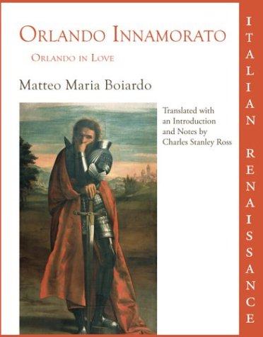 Orlando Innamorato = Orlando in Love 9781932559019
