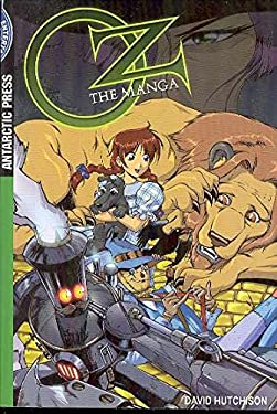 Oz the Manga Pocket Manga Volume 1 9781932453690