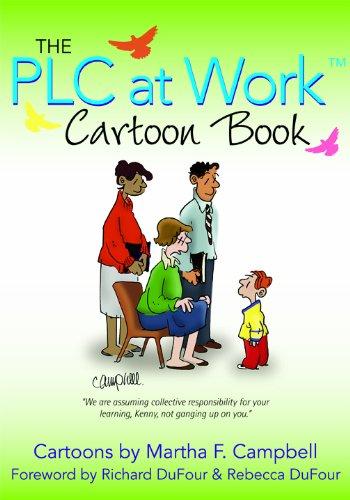 The PLC at Work Cartoon Book 9781935543091