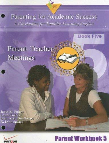 Parent-Teacher Meetings 9781932748338