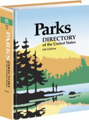 Parks Directory of the United States 9781934228555