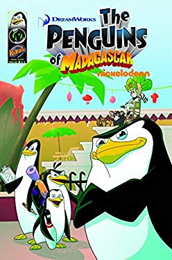 Penguins of Madagascar Digest: Operation Weakest Link and Other Stories 9781937676506