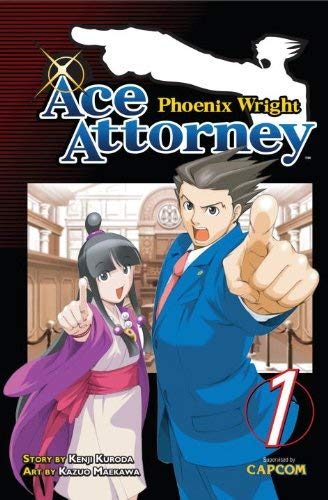 Phoenix Wright: Ace Attorney, Volume 1 9781935429692