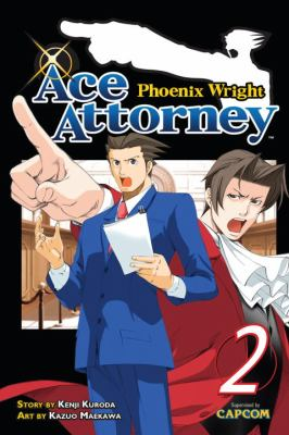 Phoenix Wright: Ace Attorney, Volume 2 9781935429708