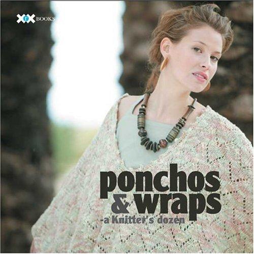 Ponchos & Wraps 9781933064017