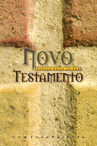 Portuguese New Testament-FL-Easy to Read 9781932438345