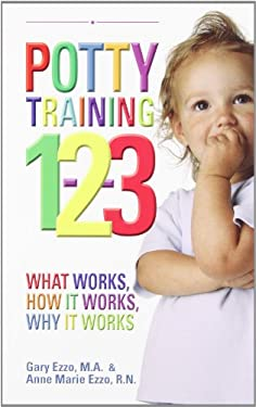 Potty Training 1-2-3 9781932740103