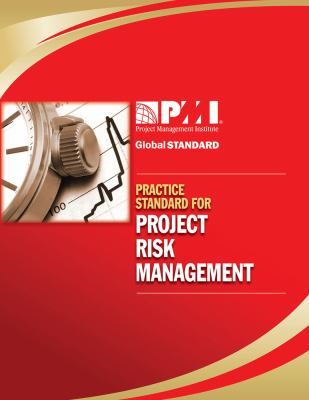 Practice Standard for Project Risk Management 9781933890388