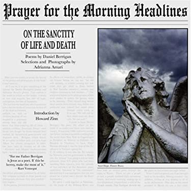Prayer for the Morning Headlines: On the Sanctity of Life and Death 9781934074169