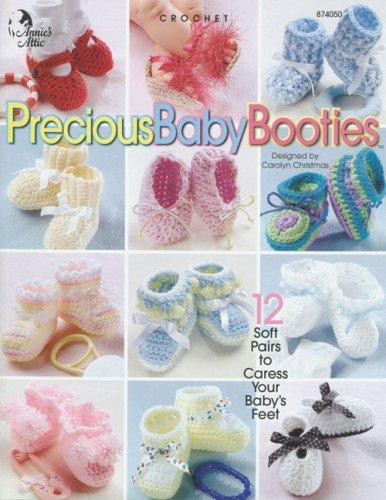 Precious Baby Booties 9781931171243