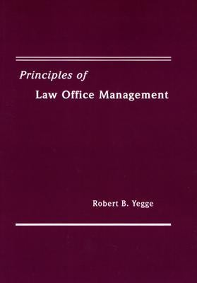 Principles of Law Office Management 9781932779011