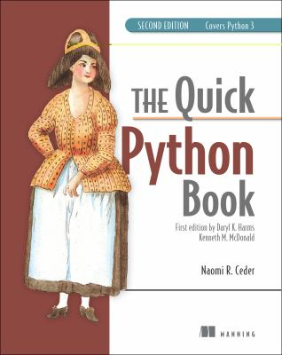 The Quick Python Book 9781935182207