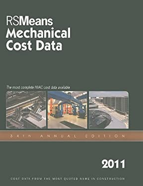 RSMeans Mechanical Cost Data 9781936335145