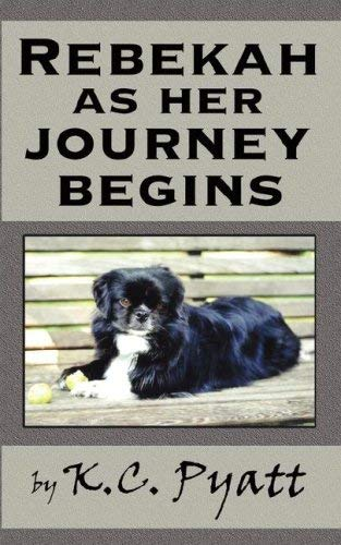 Rebekah as Her Journey Begins 9781933912004
