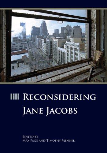 Reconsidering Jane Jacobs 9781932364958