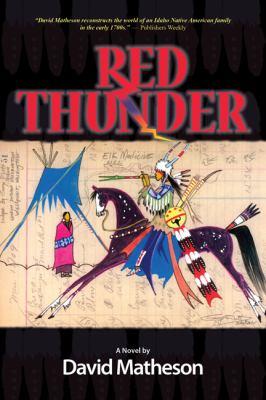 Red Thunder 9781935347095