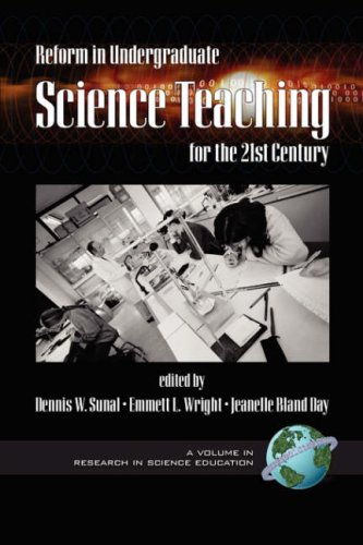 Reform in Undergraduate Science Teaching for the 21st Century (PB) 9781930608849
