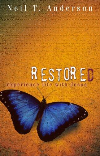 Restored - Experience Life with Jesus 9781933383392