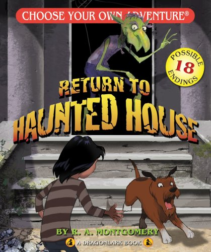 Return to Haunted House 9781933390406