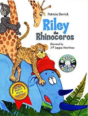 Riley the Rhinoceros [With CD]