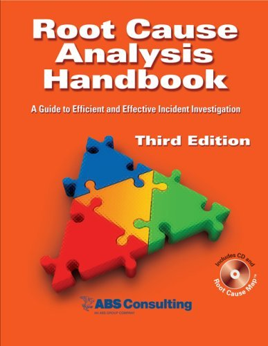 Root Cause Analysis Handbook: A Guide to Efficient and Effective Incident Investigation (Third Edition 9781931332514