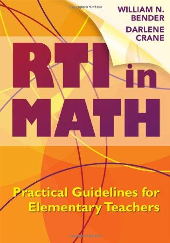 RTI in Math: Practical Guidelines for Elementary Teachers 9781934009543