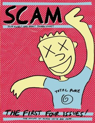 Scam: The First Four Issues! 9781934620700