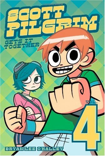 Scott Pilgrim Gets It Together: Volume 4
