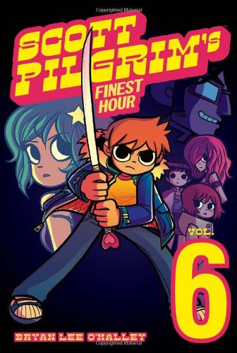 Scott Pilgrim, Volume 6: Scott Pilgrim's Finest Hour 9781934964385