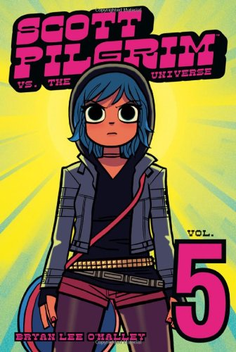 Scott Pilgrim Volume 5: Scott Pilgrim Vs the Universe 9781934964101